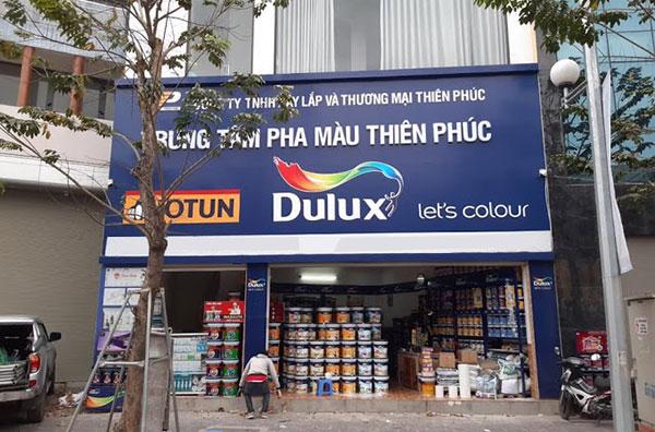 Thi công biển quảng cáo tại huyện Kiến Thụy
