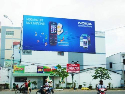 Thi công biển quảng cáo tại quận Hồng Bàng